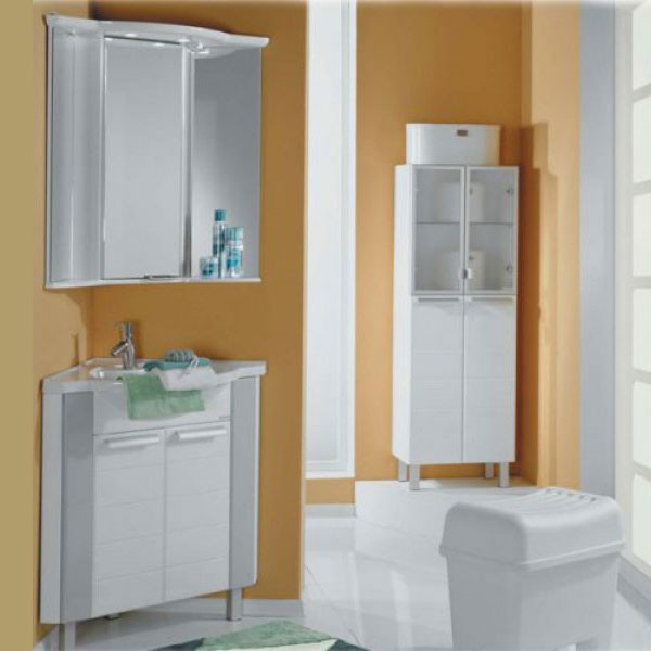 Bathroom closets